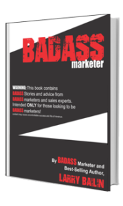 Read more about this sales and marketing speakers anticipated sophomore book